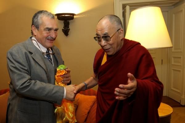 veřejná přednáška jeho svatosti dalajlamy v praze 2016